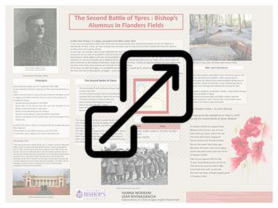 The Second Battle of Ypres : Bishop's Alumnus in Flanders Fields
