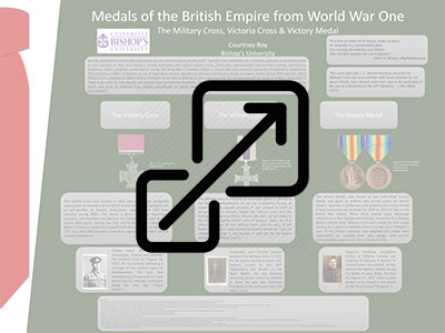 Medals of the British Empire from World War One