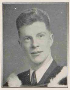 Lieutenant William Henry Trenholme